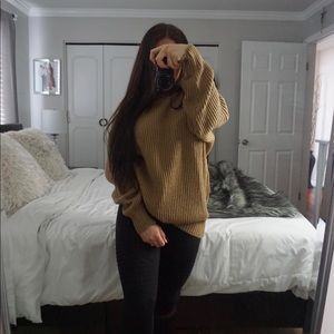 Missguided Oversized Sweater